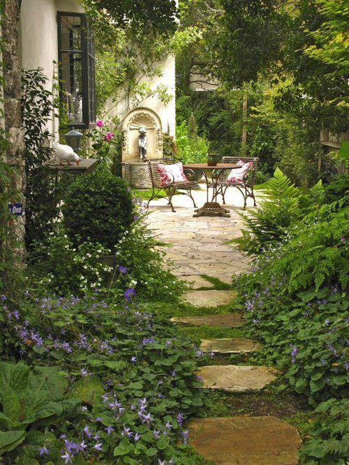 Maisons 💛 jardins 💚 fleurs 💜 - Obrázok č. 82