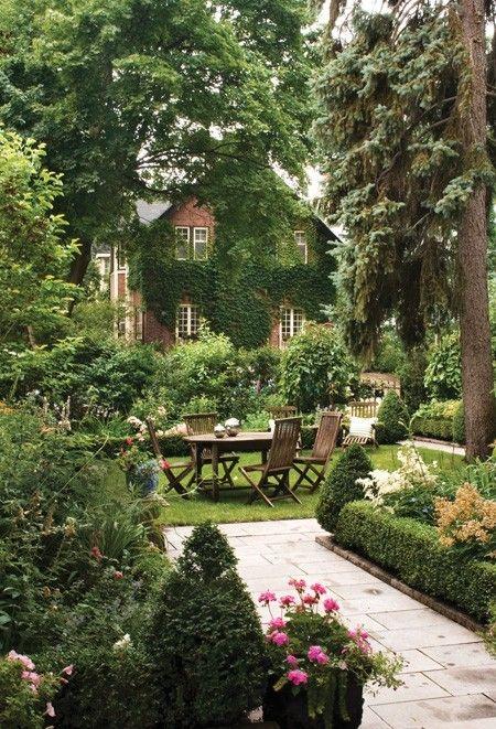Maisons 💛 jardins 💚 fleurs 💜 - Obrázok č. 83