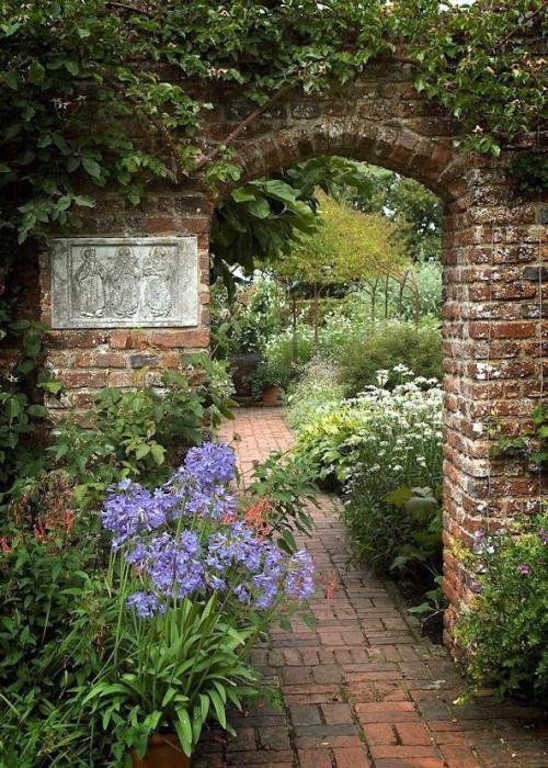 Maisons 💛 jardins 💚 fleurs 💜 - Obrázok č. 70
