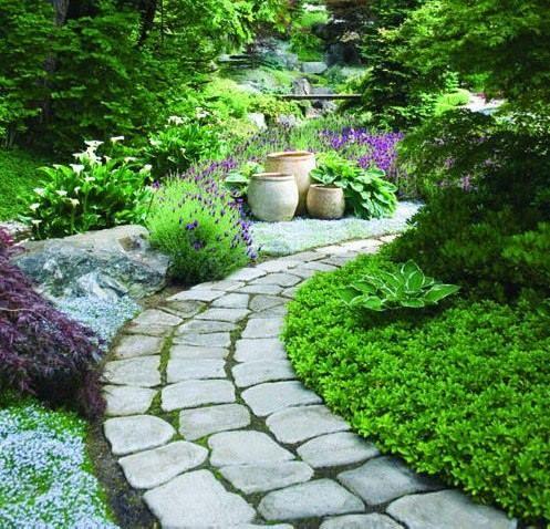 Maisons 💛 jardins 💚 fleurs 💜 - Obrázok č. 74