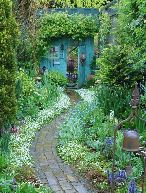 Maisons 💛 jardins 💚 fleurs 💜 - Obrázok č. 75