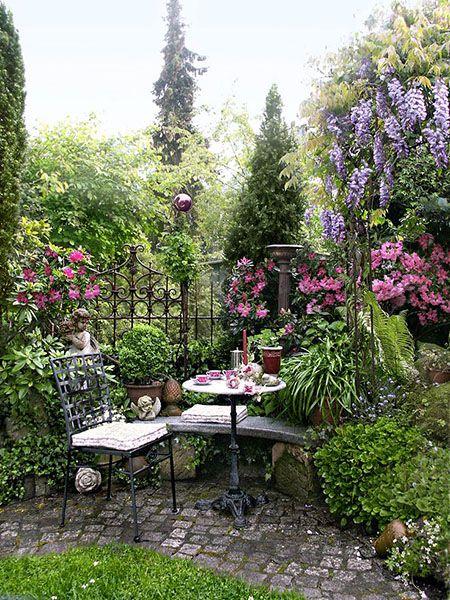 Maisons 💛 jardins 💚 fleurs 💜 - Obrázok č. 25