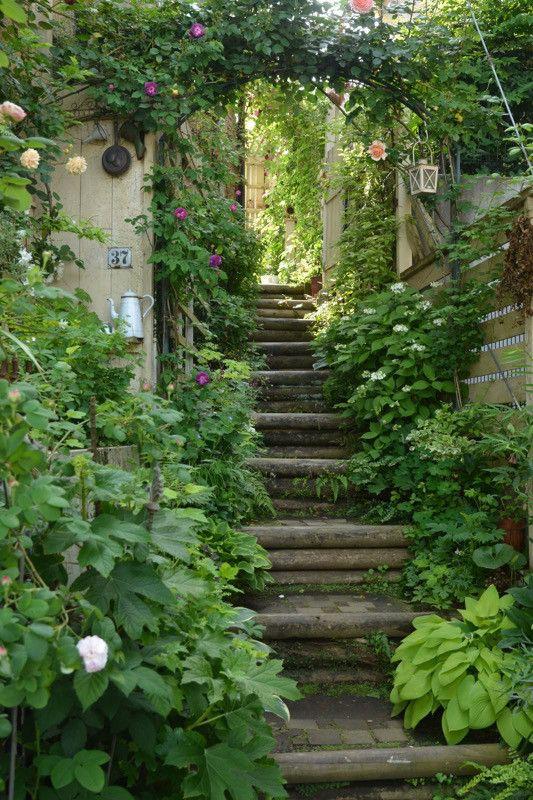 Maisons 💛 jardins 💚 fleurs 💜 - Obrázok č. 57