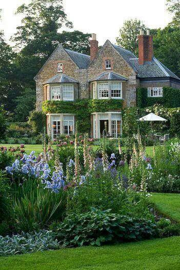 Maisons 💛 jardins 💚 fleurs 💜 - Obrázok č. 95