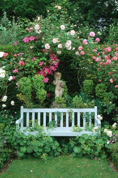 Maisons 💛 jardins 💚 fleurs 💜 - Obrázok č. 35