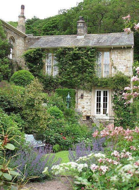 Maisons 💛 jardins 💚 fleurs 💜 - Obrázok č. 93