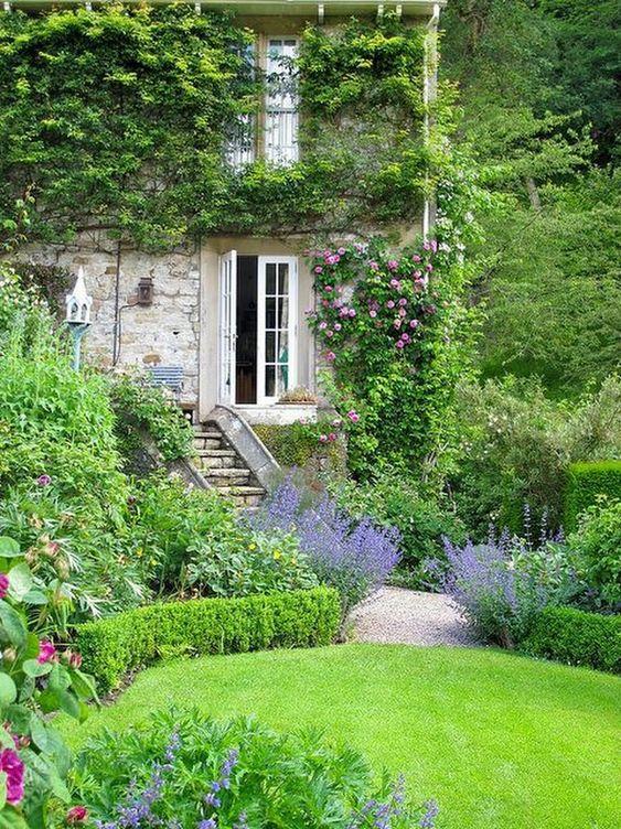 Maisons 💛 jardins 💚 fleurs 💜 - Obrázok č. 94