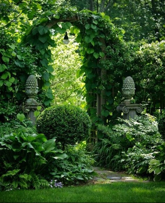 Maisons 💛 jardins 💚 fleurs 💜 - Obrázok č. 40