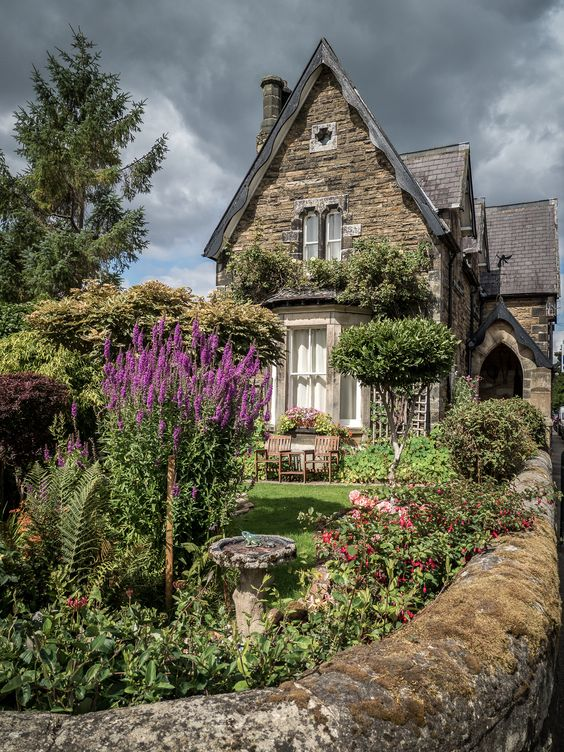 Maisons 💛 jardins 💚 fleurs 💜 - Obrázok č. 96