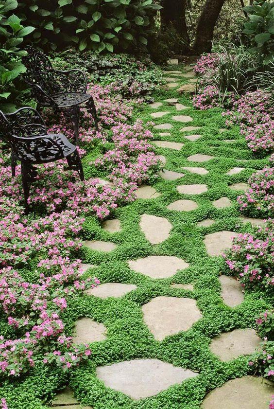 Maisons 💛 jardins 💚 fleurs 💜 - Obrázok č. 46