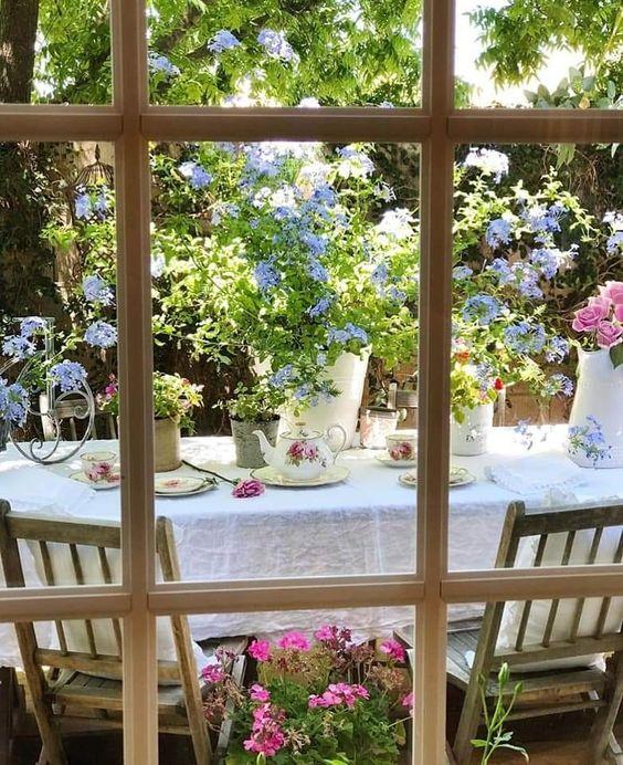 Maisons 💛 jardins 💚 fleurs 💜 - Obrázok č. 80