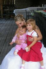 malá Paula Sophia a Štěpánka
