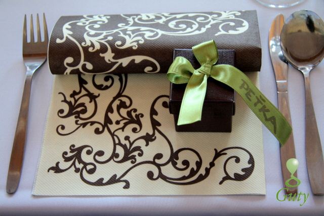 Inspiracie :) - Cokoladovo-kremova?? Alebo.......