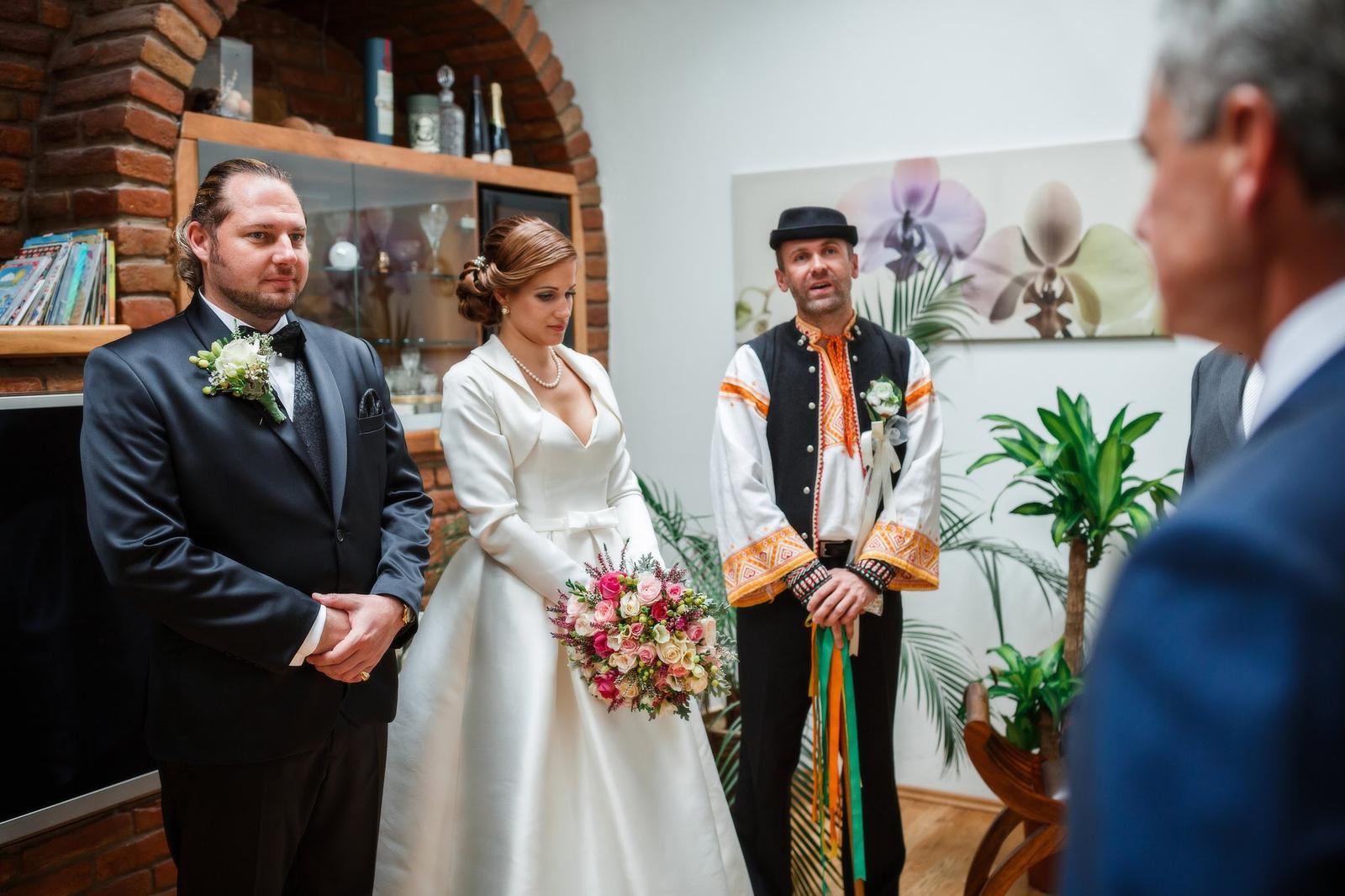 Svadba Horná Kráľová - Obrázok č. 2