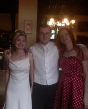 7.6.2008 som bola na svadbe svojho brata Slávka a jeho (teraz už manželky) Andrejky v Rajeckých Tepliciach....mňa to čaká 30.8.2008....termín sme zajednali 11.3.2008