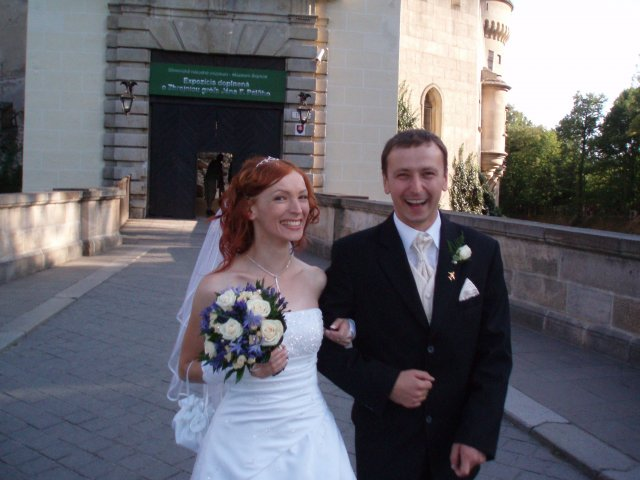 "Daniela ""Danjelik"" Glosová{{_AND_}}Jozef ""Jipi"" Januch - takto sme sa usmievali celý deň aj noc"