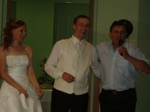 ďakovačka za finančné dary, ktoré som si za nás oboch vytancovala vo venčekovom tanci