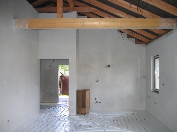 Nas domcek-upraveny bungalov 881 Euroline - omietky hotové