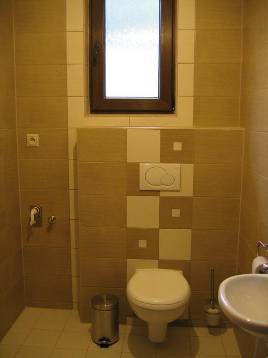 Samostatne WC