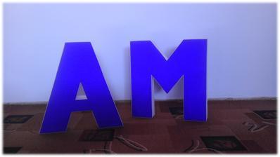 Naše iniciály ...