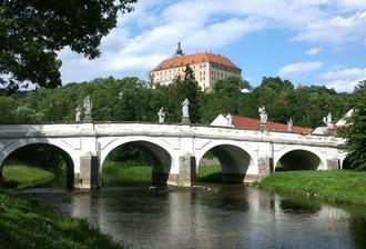 Obřad bude na zámku v Náměšti nad Oslavou...