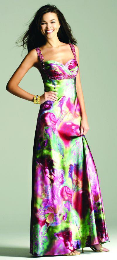 Spoločenské šaty 34 - Obrázok č. 1
