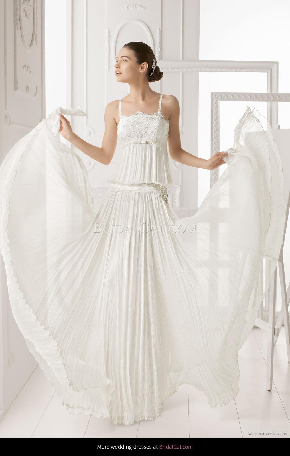 Svadobné šaty - AIRE BARCELONA - Obrázok č. 1