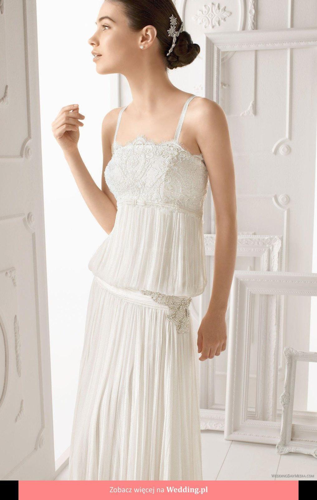 Svadobné šaty - AIRE BARCELONA - Obrázok č. 2