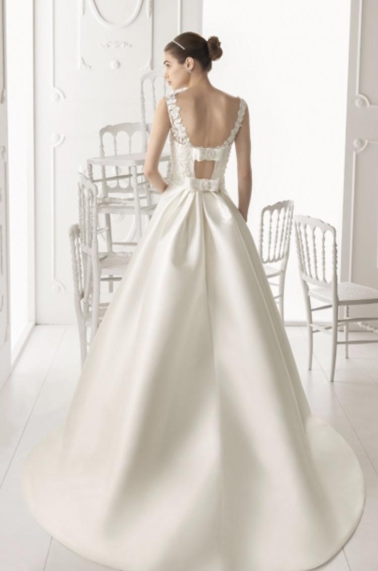 Svadobné šaty AIRE BARCELONA - Obrázok č. 2