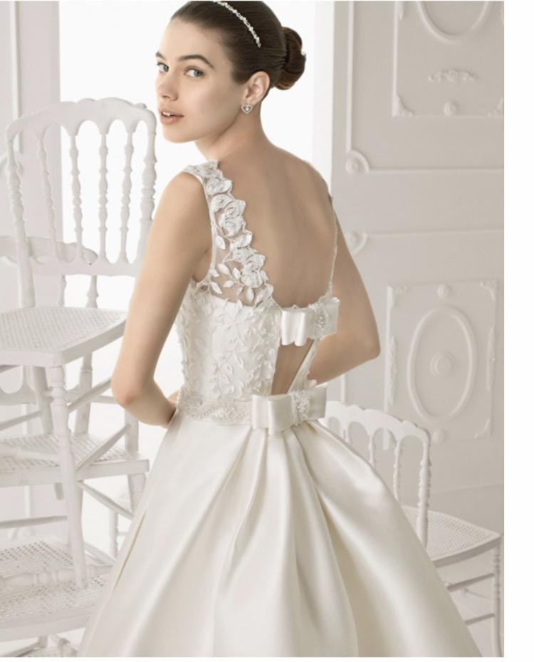 Svadobné šaty AIRE BARCELONA - Obrázok č. 4