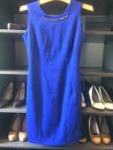 Elegantné puzdrové šaty , 36
