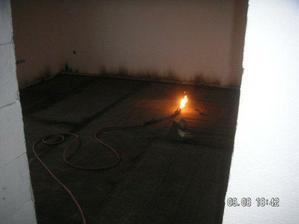 izolování podlah