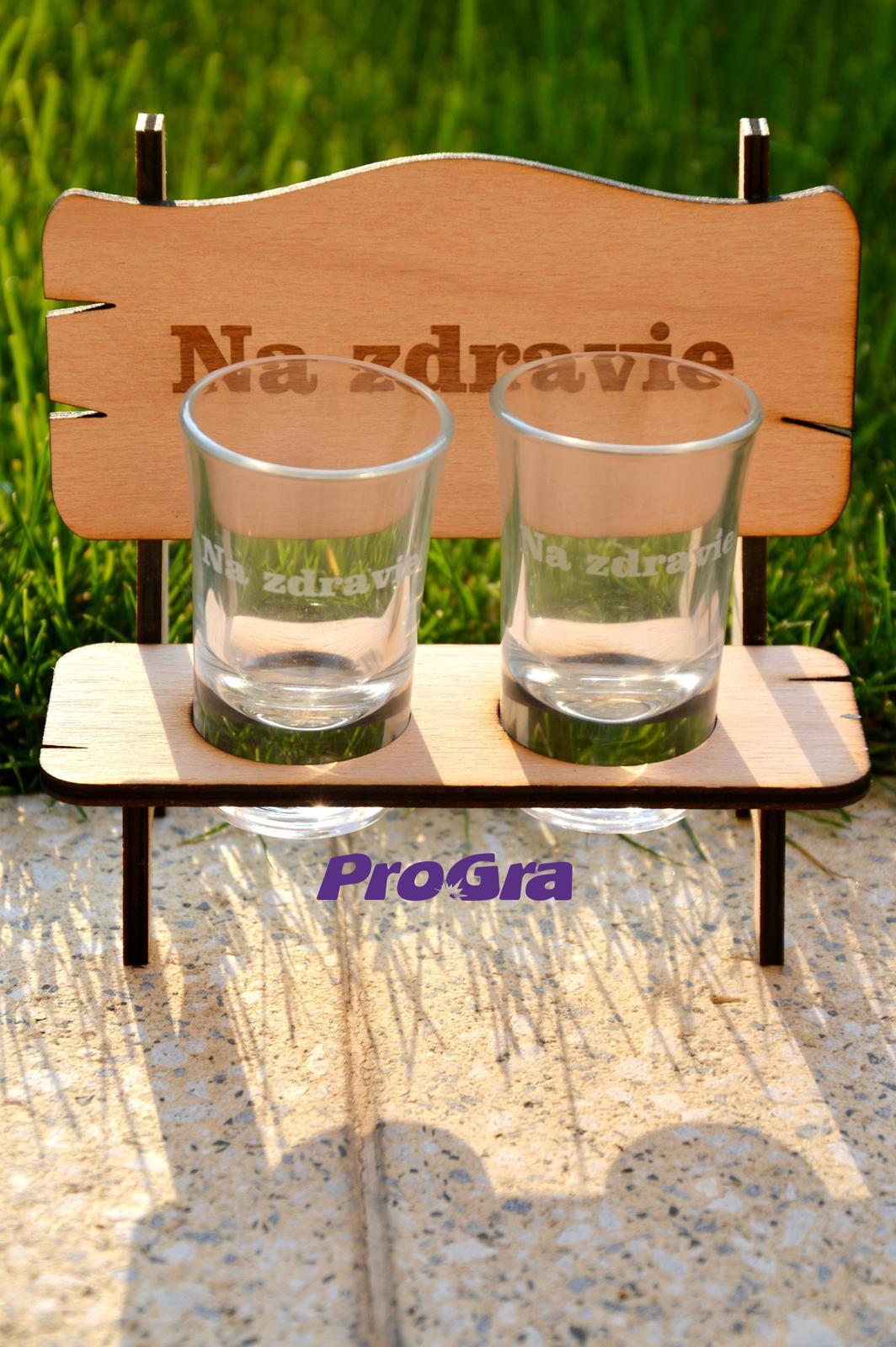 Svatební skleničky - Milý dáreček k jakékoliv příležitosti