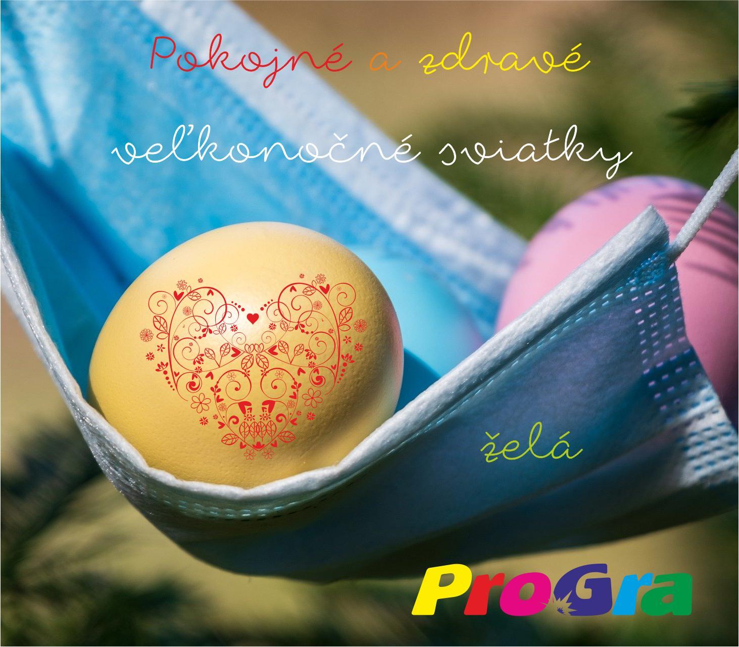ProGra - viac ako inokedy - hlavné je to zdravíčko...