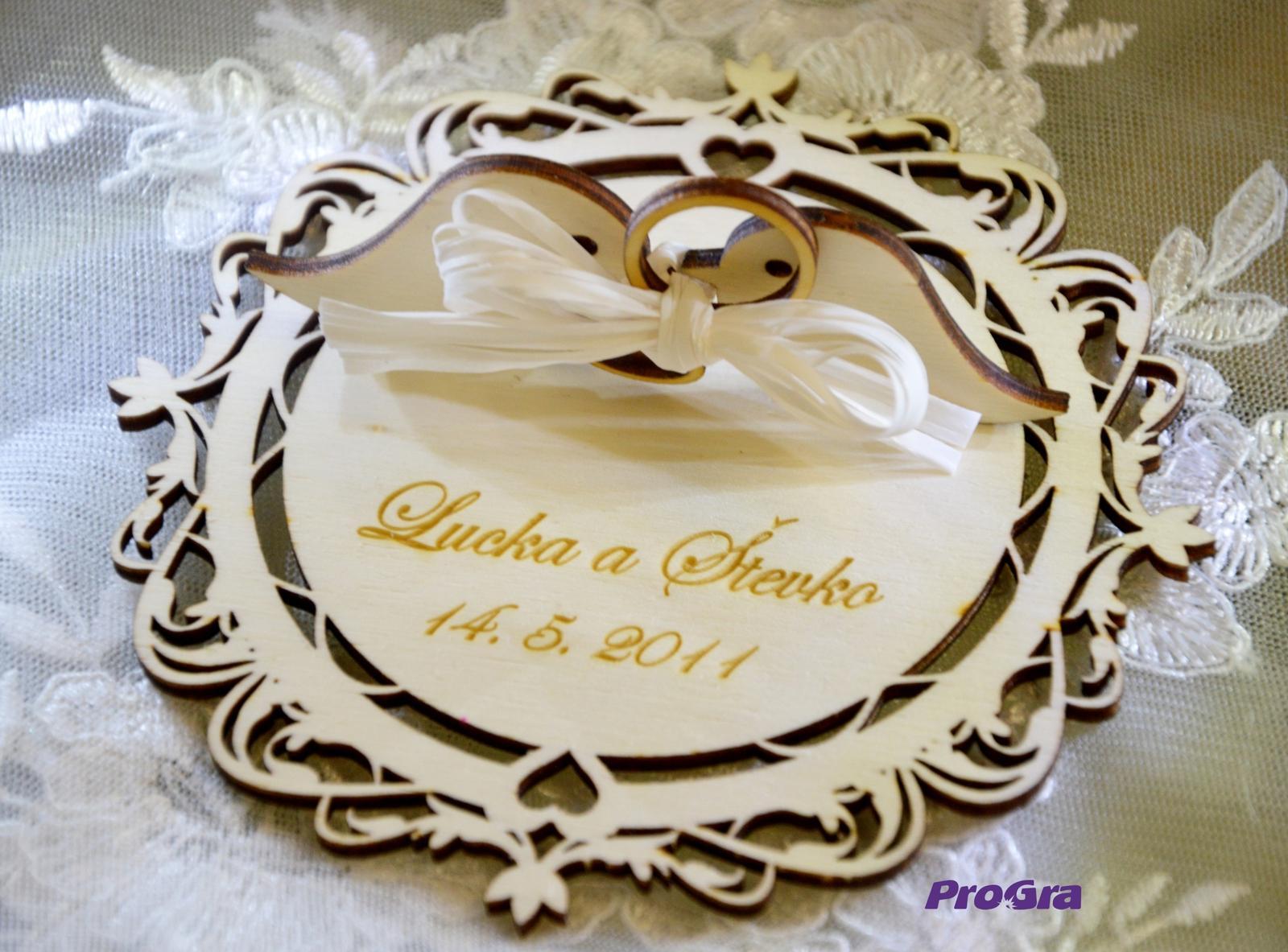 Elegant - talířek pro prsteny - Obrázek č. 1