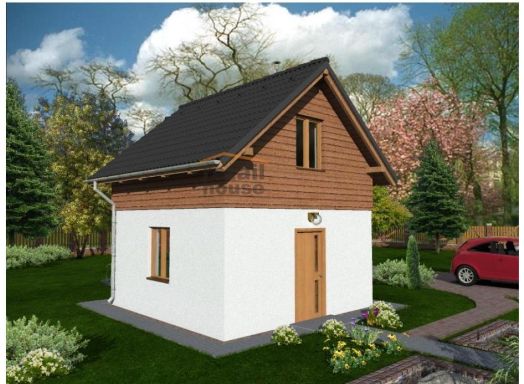 Chystáme se stavět novou chatu,  40m2