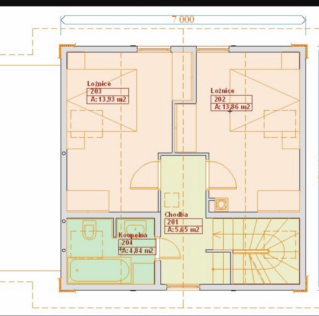 Chystáme se stavět novou chatu,  40m2 - Obrázek č. 39