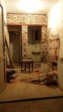 No spodný záchod je rozšírený a aj prístup do pivnice :) 19/11/15