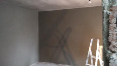 Už sa steny robia už je dobre ;)