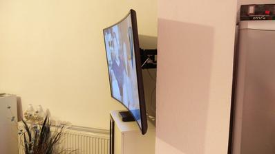 Vysnívaný televízor <3