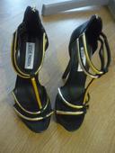 Luxusné sandále., 36