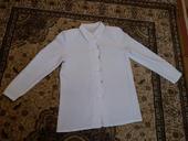 Biela blúzka 5, M
