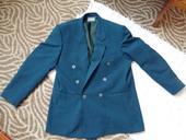 Tmavomodrý kabátik, XL