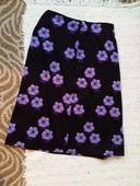 Kvetinová sukňa, M