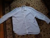 Biela blúzka, XL