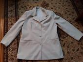 Krémový kabátik, XL