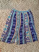 Farebná sukňa, XL
