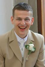 Sa mu smeje, posledný deň slobody :-)