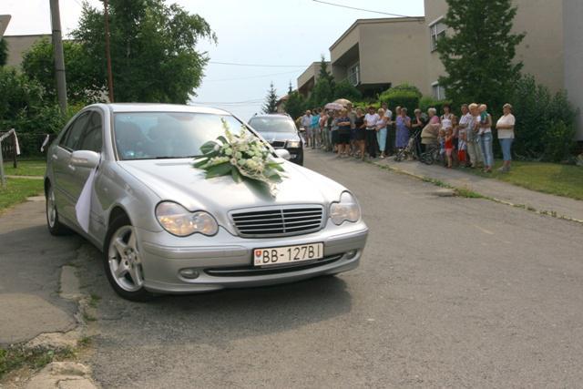 Čo sme mali prichystané na Deň D - Naše autíčko :-)))