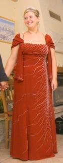 Čo sme mali prichystané na Deň D - Popolnočné šaty